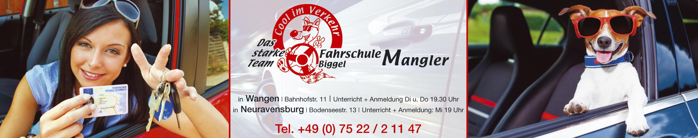 Fahrschule Biggel MANGLER