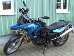 BMW F 800 ccm 71 PS