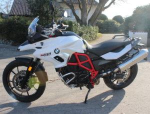BMW GS F 700 ccm