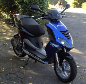 Piaggio Roller 50 ccm - 45 km/h